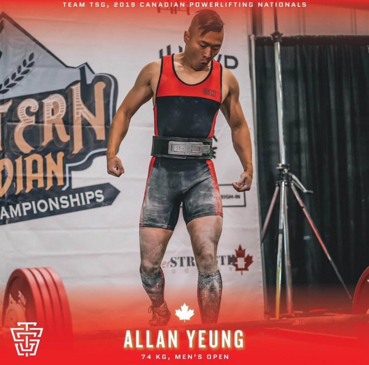 CPU Nationals 2019 Allan Yeung
