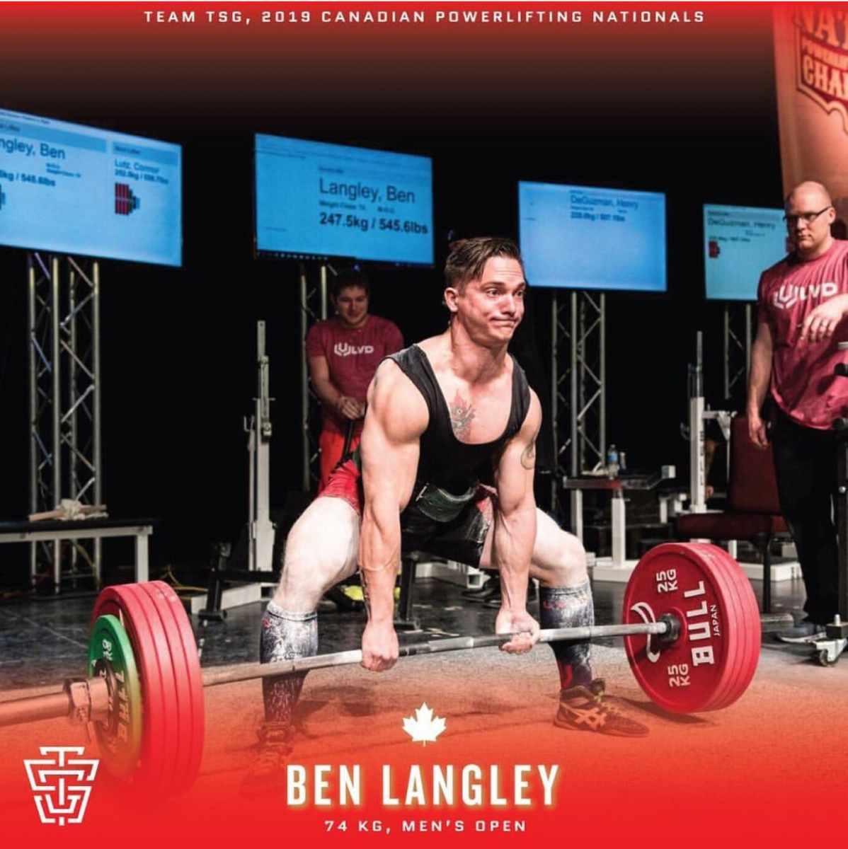 CPU Nationals 2019 Ben Langley