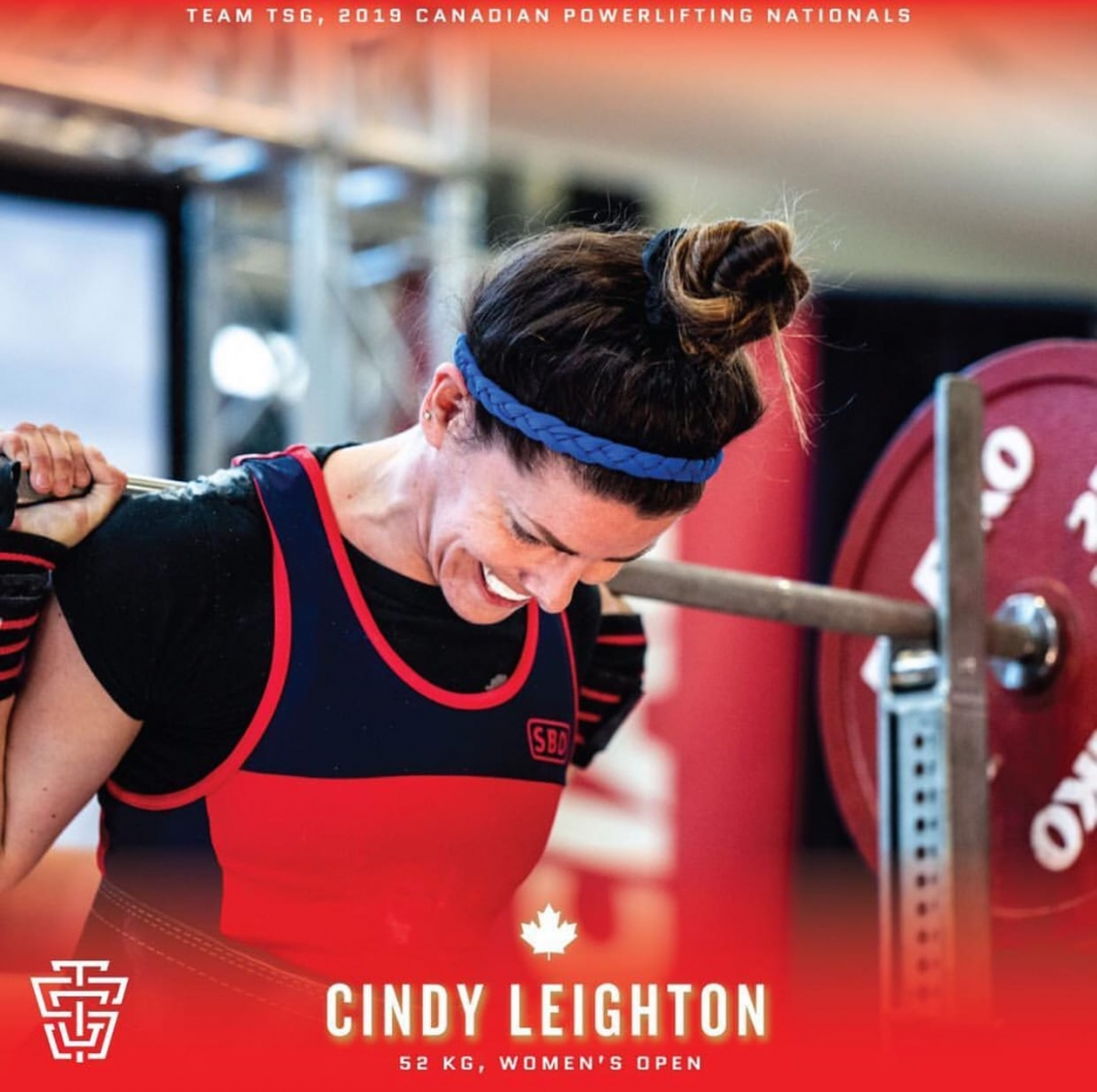 CPU Nationals 2019 Cindy Leighton