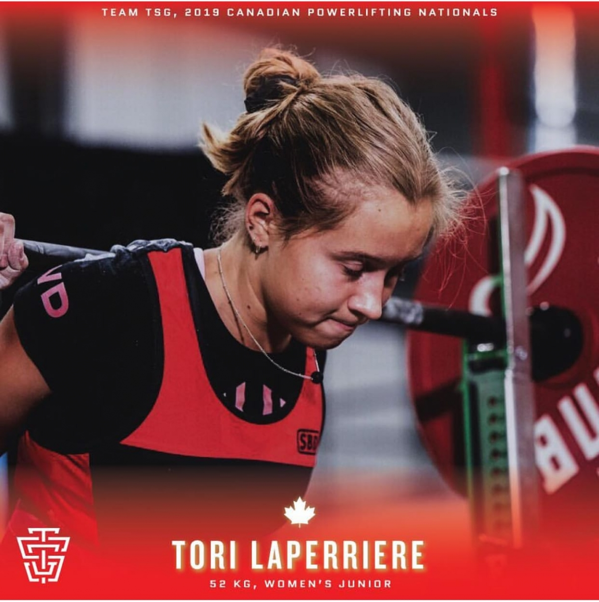 CPU Nationals 2019 Tori Laperriere