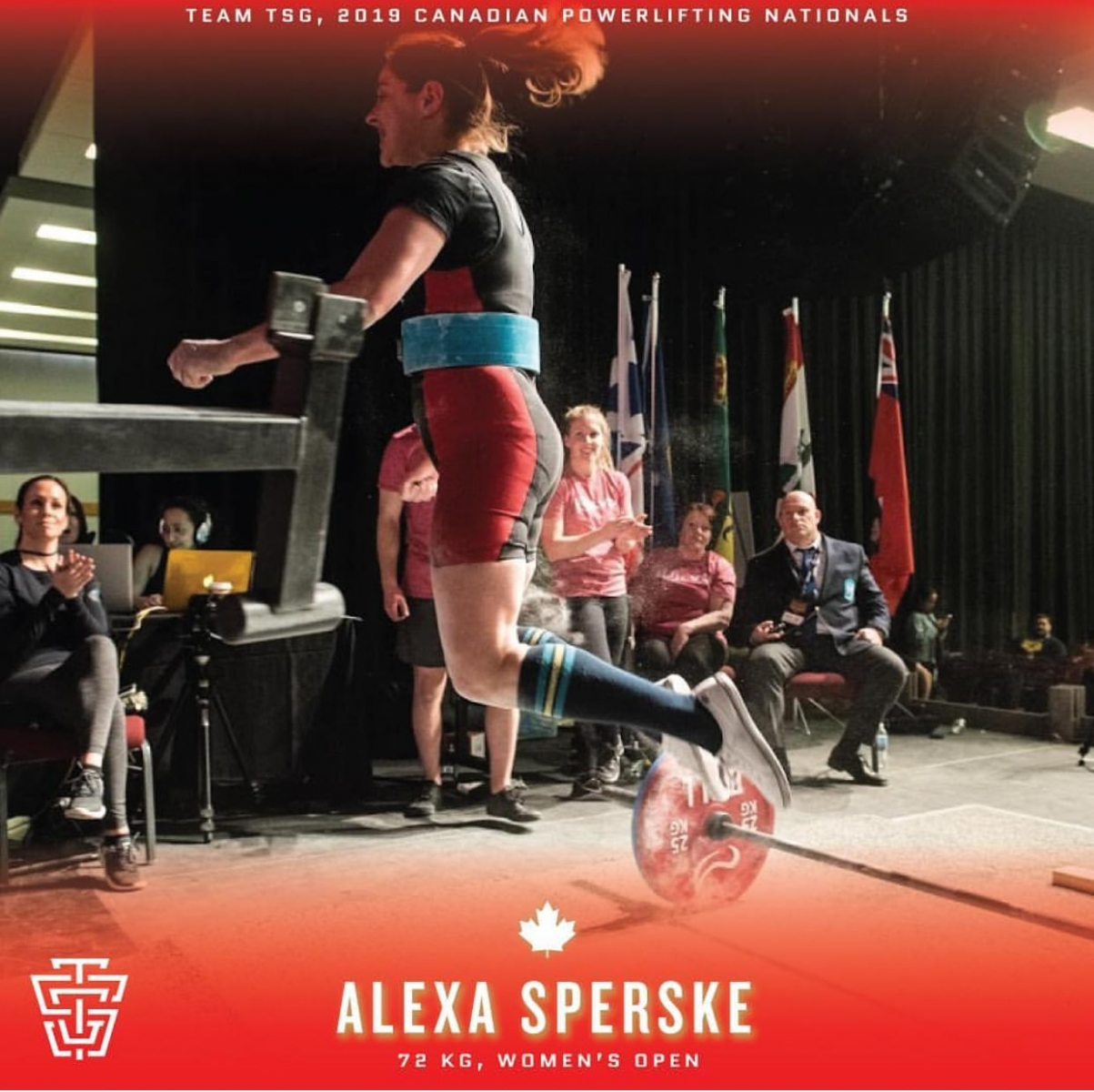 CPU Nationals 2019 Alexa Sperske