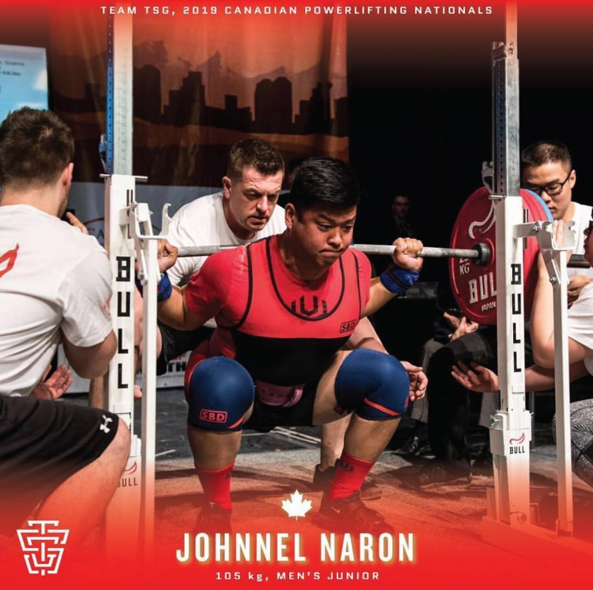 CPU Nationals 2019 Johnnel Naron