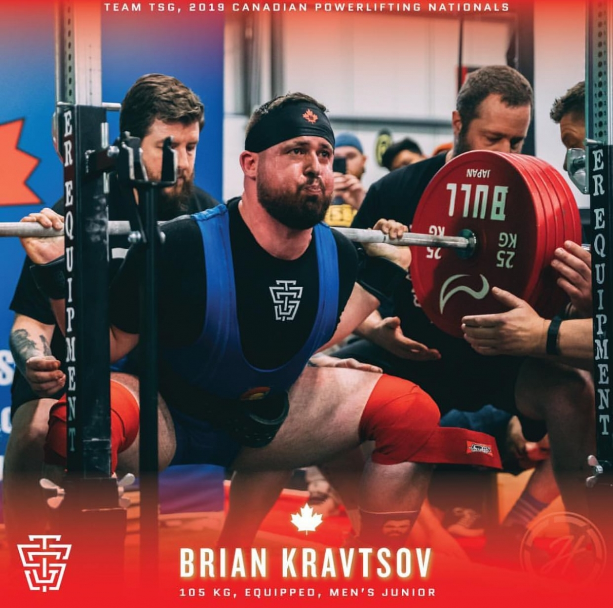 CPU Nationals 2019 Brian Kravtsov