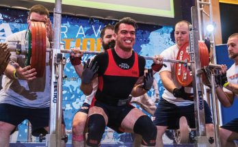Taylor Atwood Pro American Powerlifting