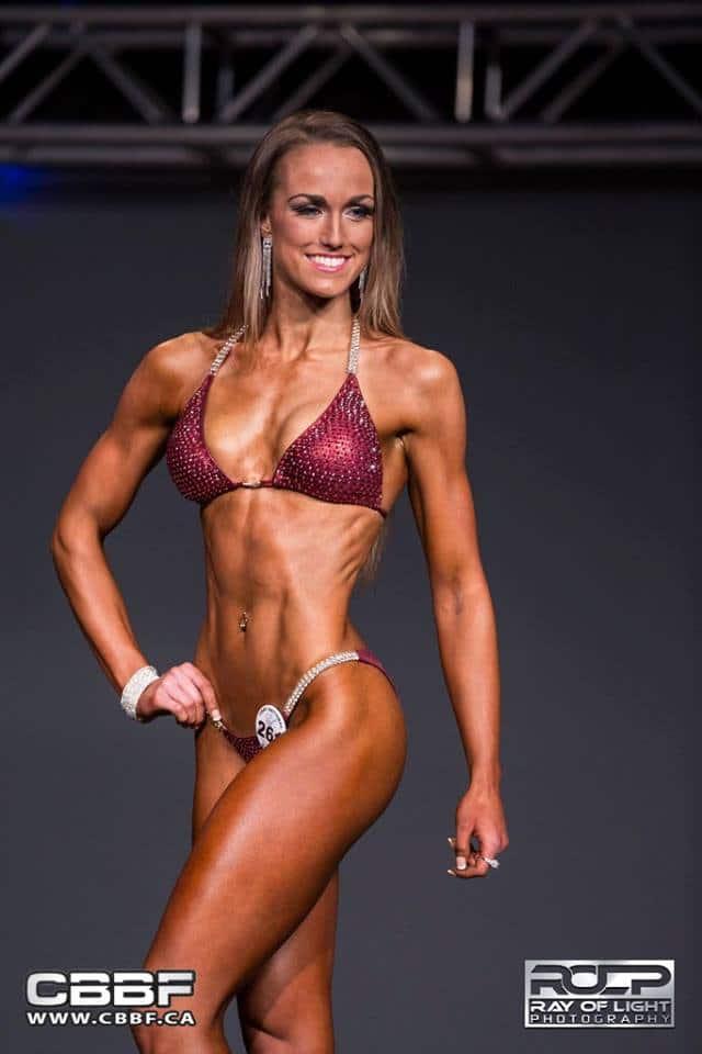 Brittany Bolt Bikini Powerlifting Success Story