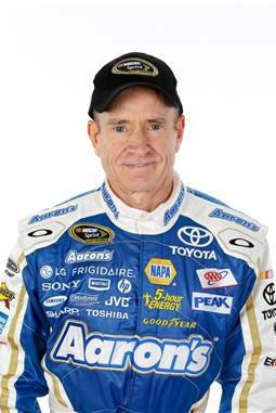 Mark Martin NASCAR Legend