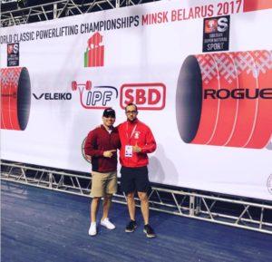 IPF Worlds 2017 Minsk, Belarus