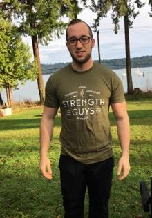 TSG T-shirt Military Green