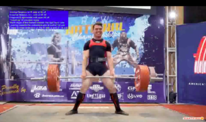 Taylor Atwood Deadlift