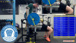 Powerlifting Coaching Services Performance Assessment