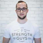 Jason Tremblay The Strength Guys
