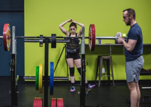 Strength Gal Nicola Drug-free Athletes Receiving Powerlifting and Strength Coaching