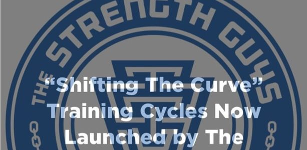 Shifting The Curve MyStrengthBook The Strength Guys Launch