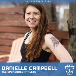 Strength Gals - Danielle Campbell