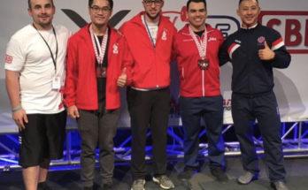 2018 IPF Worlds 74 Kg