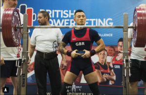 Chris Wong TSG Athlete