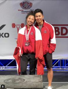Rhonda Wong 2018 47 kg Bronze