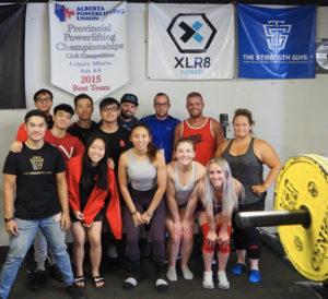 Team Singapore XLR8 TSG