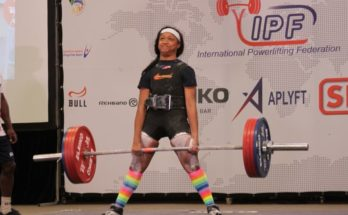 Jordanne Panton World Record Holder Deadlift
