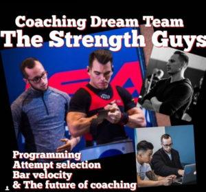 TSG Coaching Dream Team