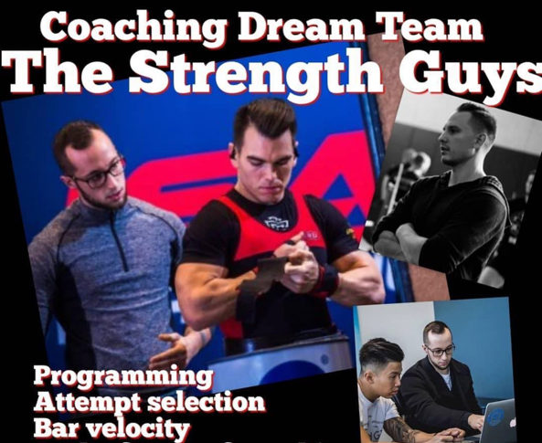TSG Coaching Dream Team