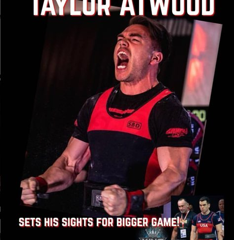 King of the Lifts Taylor Atwood
