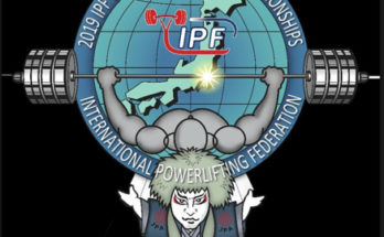 2019 IPF Bench Press Worlds