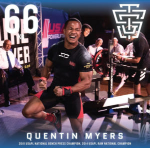 2019 IPF Bench Press Worlds Quentin Myers