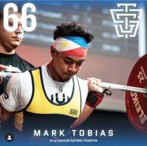 Mark Tobias 2019 IPF Worlds Team TSG