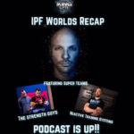 KOTL 2019 IPF Worlds Recap