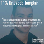 Dr. Jacob Templar Hypertrophy Hustle Show