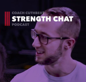 Jason Tremblay Strength Chat Podcast