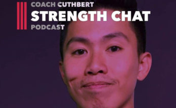 The Strength Chat Podcast Alfred Jong