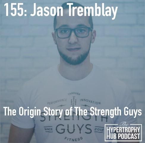 Origin Story Hypertrophy Hub Podcast
