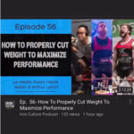 Iron Culture Weight Cut Kedric Kwan Podcast