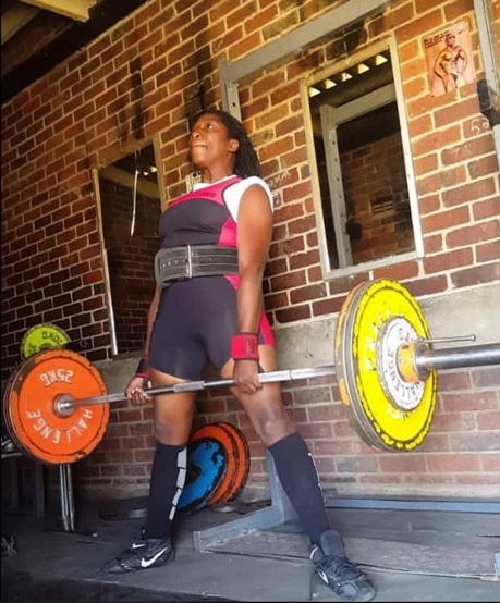 Audrey Svongwa Zimbabwe Lift4Life Strength Gal Testimonial