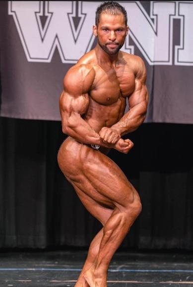 Gary Amlinger Bodybuilder Success Story