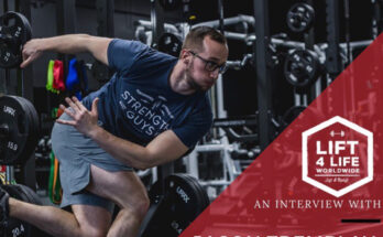 Jason Tremblay Lift4Life Interview