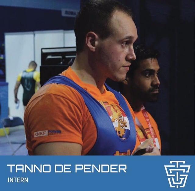 2020 Recap Tanno De Pender