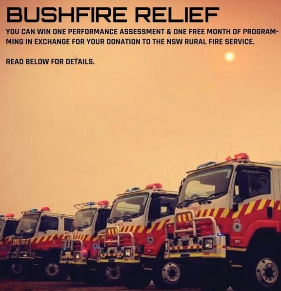 Australian Bush Fire Relief